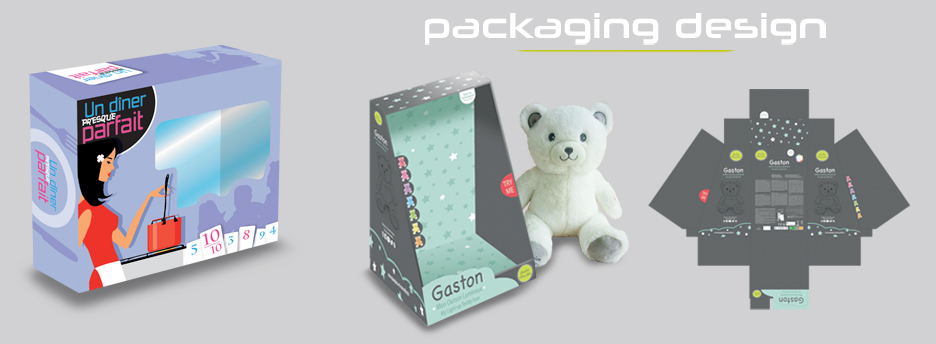 creation packaging